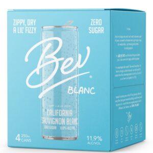 Bev Sauvignon Blanc 4 Pack 250mL