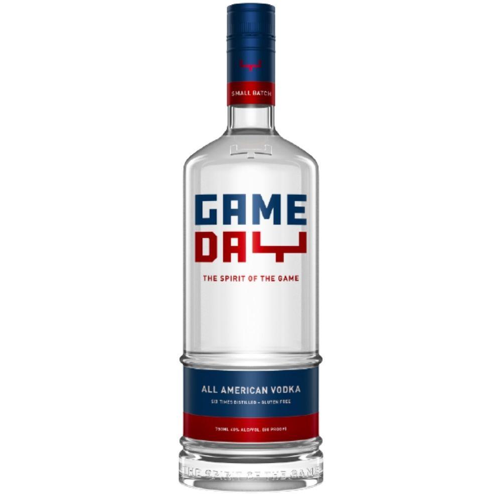 GameDay All American Vodka 750mL