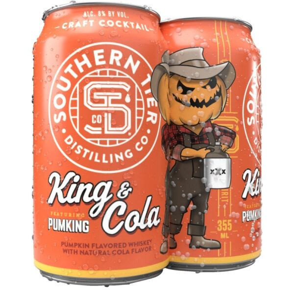 Southern Tier Pumking & Cola Cocktail 4 Pack Cans 355mL